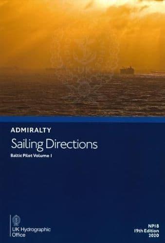 NP18 - Admiralty Sailing Directions: Baltic Pilot Volume 1